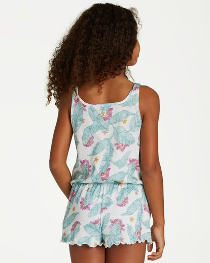 2 Girls' Take Away Romper  GN01VBTA Billabong