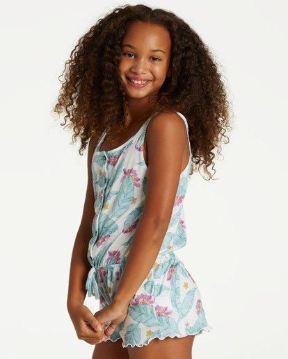1 Girls' Take Away Romper  GN01VBTA Billabong