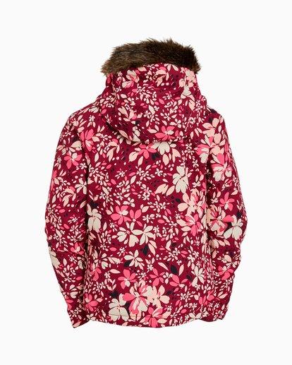 1 Girls' Sula Snow Jacket Pink GSNJ3BSU Billabong