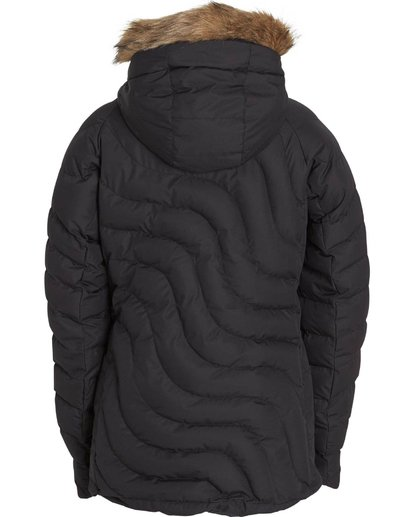 1 Girls' Soffya Outerwear Jacket  GSNJLSOF Billabong