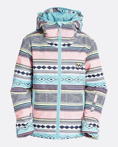 6 Girls' Sula Outerwear Jacket  GSNJQSUL Billabong