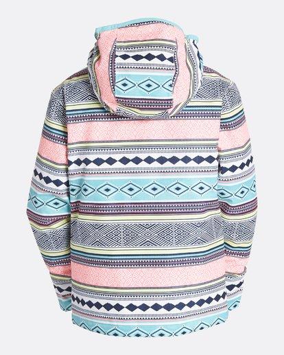 3 Girls' Sula Outerwear Jacket  GSNJQSUL Billabong