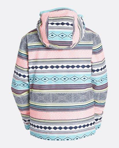 1 Girls' Sula Outerwear Jacket  GSNJQSUL Billabong