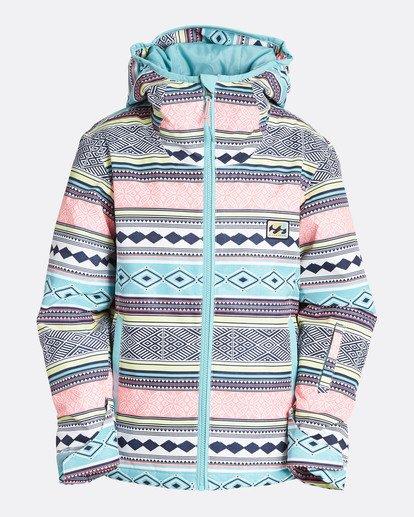 0 Girls' Sula Outerwear Jacket  GSNJQSUL Billabong