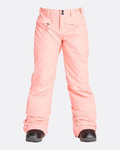 9 Girls' Alue Outerwear Pants Pink GSNPQALU Billabong