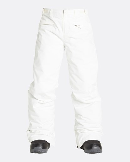 9 Girls' Alue Outerwear Pants White GSNPQALU Billabong