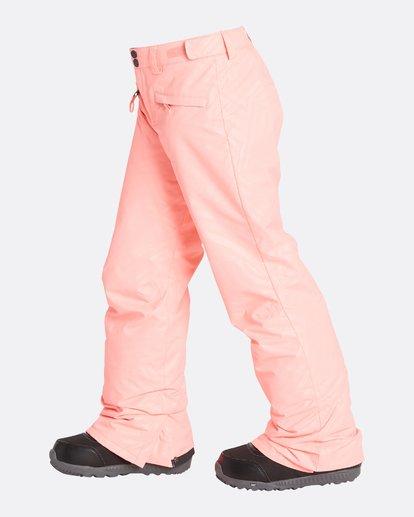 7 Girls' Alue Outerwear Pants Pink GSNPQALU Billabong