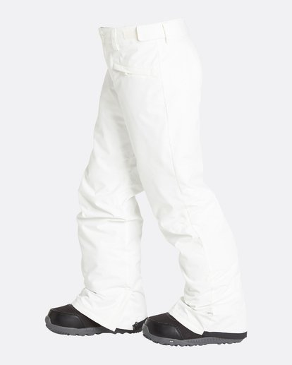 4 Girls' Alue Outerwear Pants White GSNPQALU Billabong