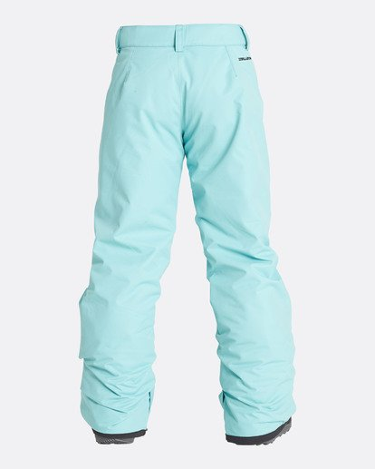 2 Girls' Alue Outerwear Pants Blue GSNPQALU Billabong