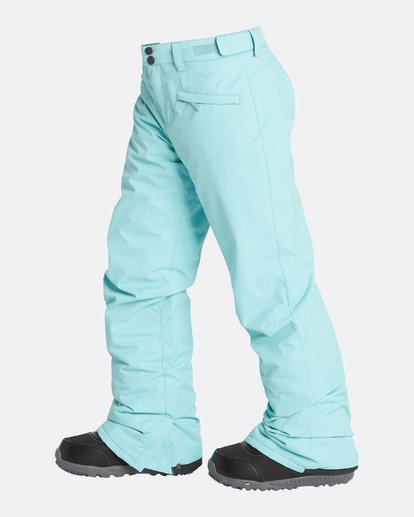 1 Girls' Alue Outerwear Pants Blue GSNPQALU Billabong