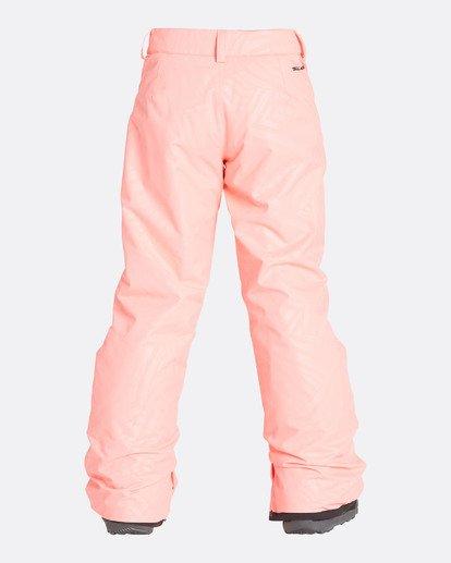 2 Girls' Alue Outerwear Pants Pink GSNPQALU Billabong