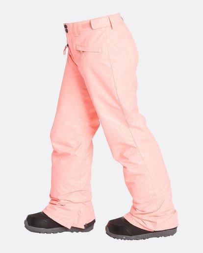 1 Girls' Alue Outerwear Pants Pink GSNPQALU Billabong