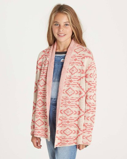 1 Girls' Tripped Up Sweater  GV02LTRI Billabong