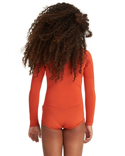 1 Girls' Teen Salty Dayz Springsuit Orange GWSP1BSA Billabong