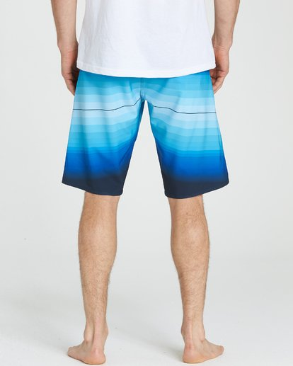 "1 Fluid X 21"" Boardshorts Blue H1BS11BIP8 Billabong"