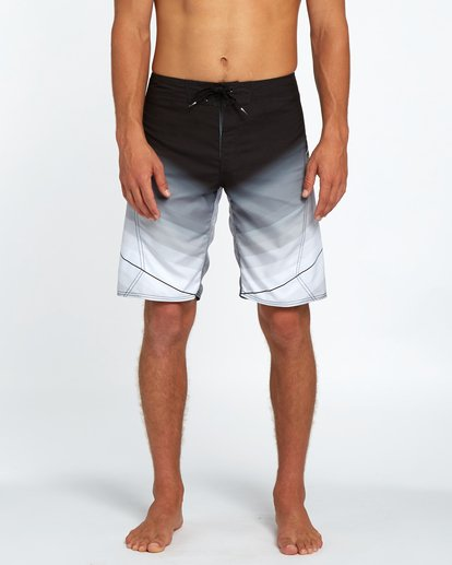 "0 Fluid Originals 21"" Boardshorts Noir H1BS32BIP8 Billabong"