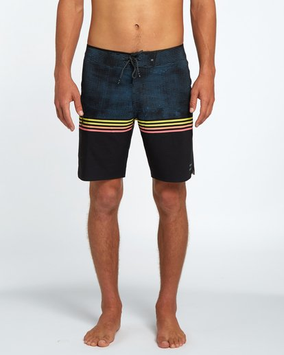 "0 Fifty50 Airlite Pro 18"" Boardshort Noir H1BS37BIP8 Billabong"