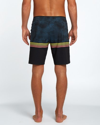 "3 Fifty50 Airlite Pro 18"" Boardshort Noir H1BS37BIP8 Billabong"