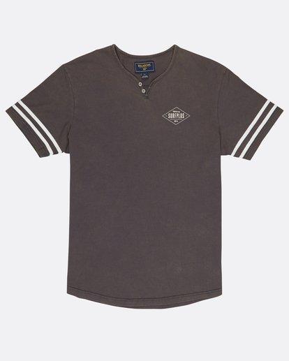 0 Hermosa T-Shirt Negro H1JE17BIP8 Billabong