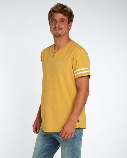 2 Hermosa T-Shirt Gelb H1JE17BIP8 Billabong