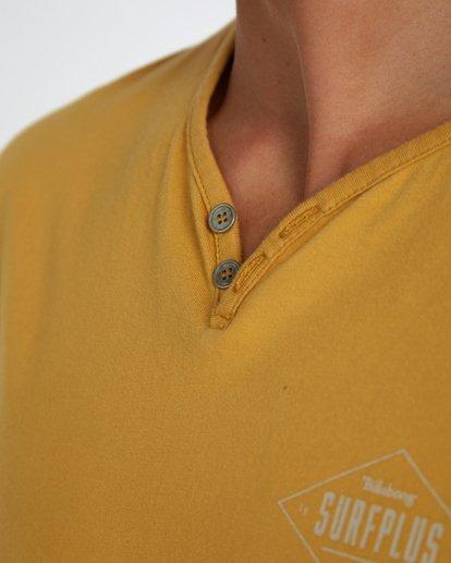 5 Hermosa T-Shirt Gelb H1JE17BIP8 Billabong