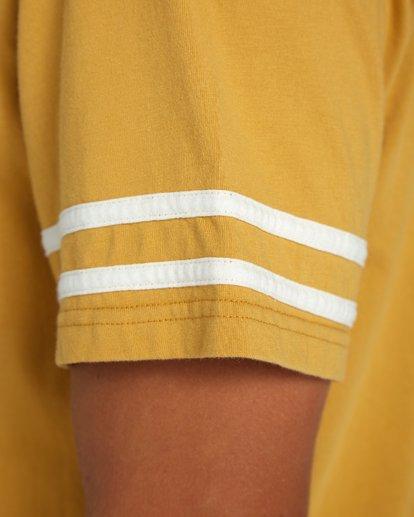 6 Hermosa T-Shirt Gelb H1JE17BIP8 Billabong