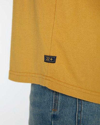7 Hermosa T-Shirt Gelb H1JE17BIP8 Billabong