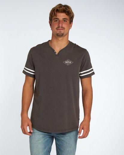 1 Hermosa T-Shirt Negro H1JE17BIP8 Billabong