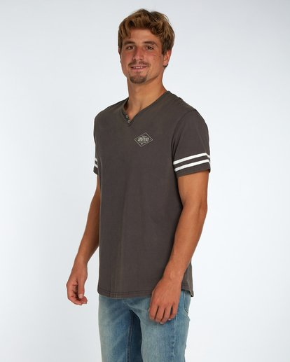 2 Hermosa T-Shirt Negro H1JE17BIP8 Billabong