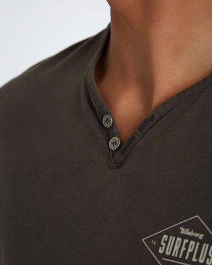 5 Hermosa T-Shirt Negro H1JE17BIP8 Billabong