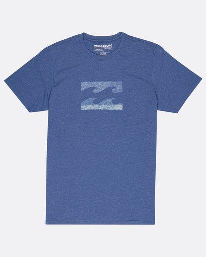 0 Wave T-Shirt Bleu H1SS04BIP8 Billabong