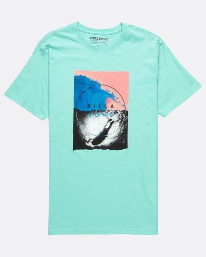 0 Chilly T-Shirt Bleu H1SS08BIP8 Billabong