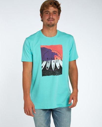 1 Chilly T-Shirt Bleu H1SS08BIP8 Billabong