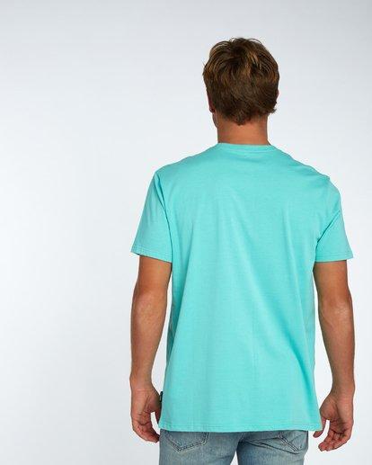 4 Chilly T-Shirt Bleu H1SS08BIP8 Billabong