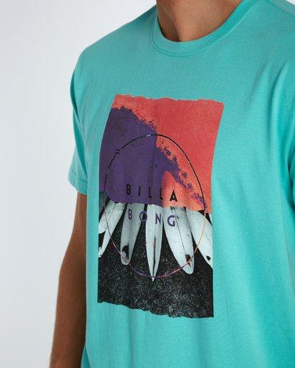 5 Chilly T-Shirt Bleu H1SS08BIP8 Billabong
