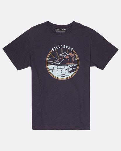0 Along The Road Organic Cotton T-Shirt  H1SS12BIP8 Billabong