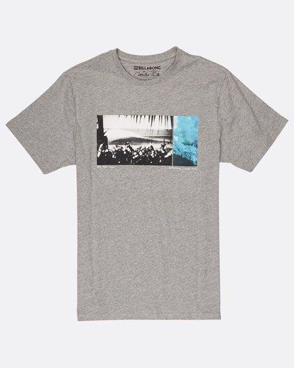 0 Blue Dream T-Shirt Gris H1SS13BIP8 Billabong