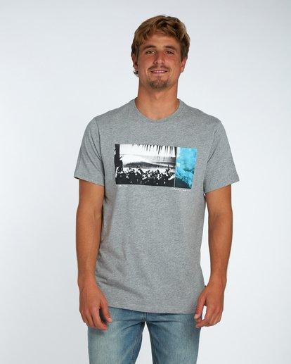 1 Blue Dream T-Shirt Gris H1SS13BIP8 Billabong