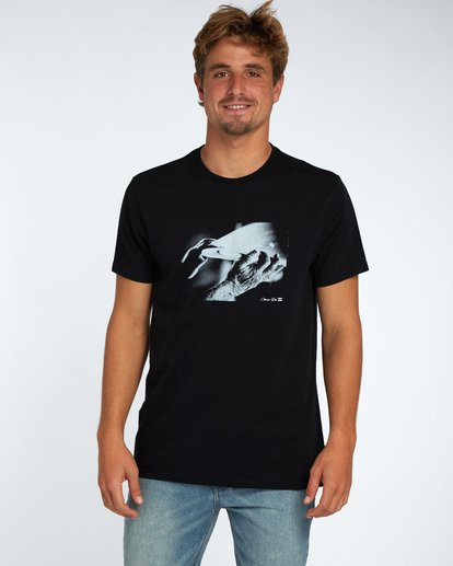 1 Blue Room T-Shirt Black H1SS14BIP8 Billabong
