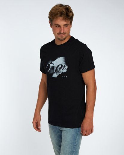 2 Blue Room T-Shirt Black H1SS14BIP8 Billabong