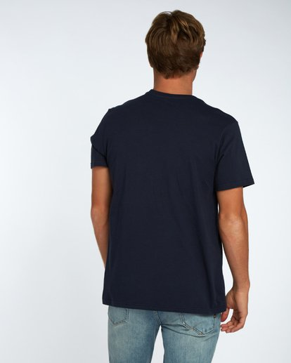 1 Blue Room T-Shirt Blue H1SS14BIP8 Billabong