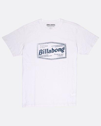 0 Labrea T-Shirt Blanc H1SS17BIP8 Billabong