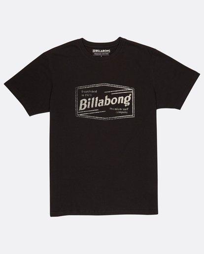 0 Labrea T-Shirt Negro H1SS17BIP8 Billabong