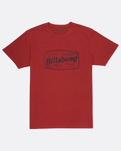 0 Labrea T-Shirt Marron H1SS17BIP8 Billabong