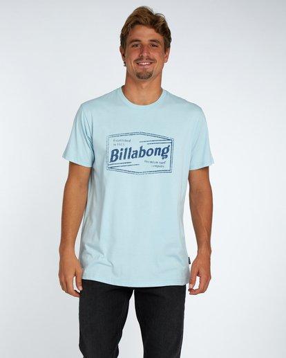 1 Labrea T-Shirt Blau H1SS17BIP8 Billabong