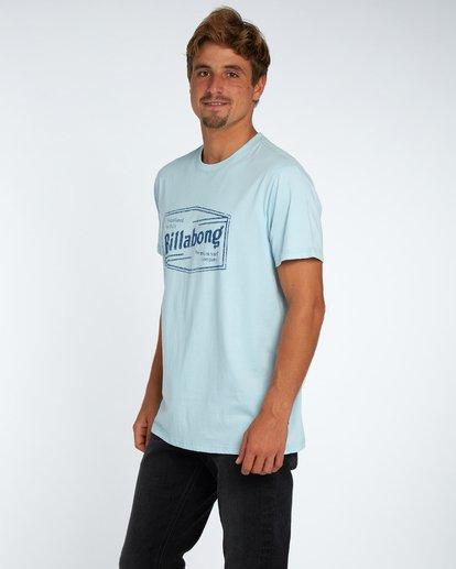 2 Labrea T-Shirt Blau H1SS17BIP8 Billabong