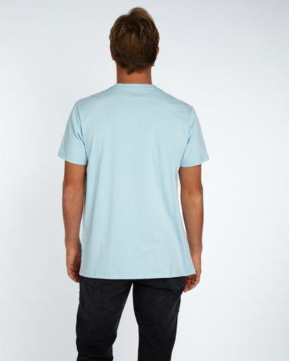3 Labrea T-Shirt Blau H1SS17BIP8 Billabong