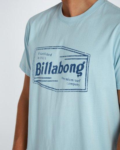 4 Labrea T-Shirt Blau H1SS17BIP8 Billabong
