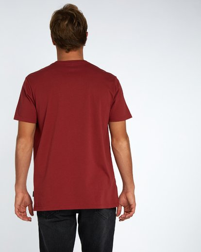 3 Labrea T-Shirt Marron H1SS17BIP8 Billabong