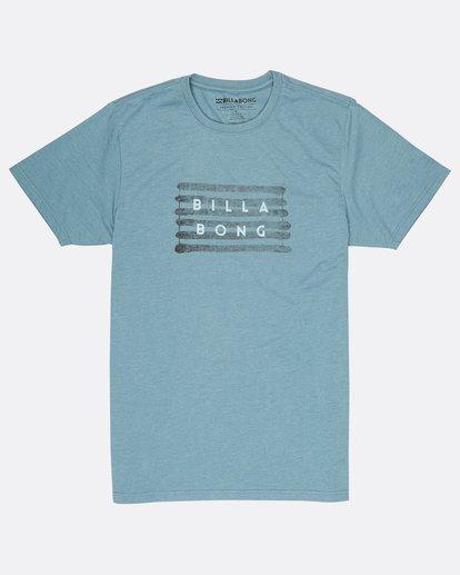 0 Spray Die Cut T-Shirt  H1SS26BIP8 Billabong